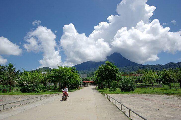 Гора Учжишань