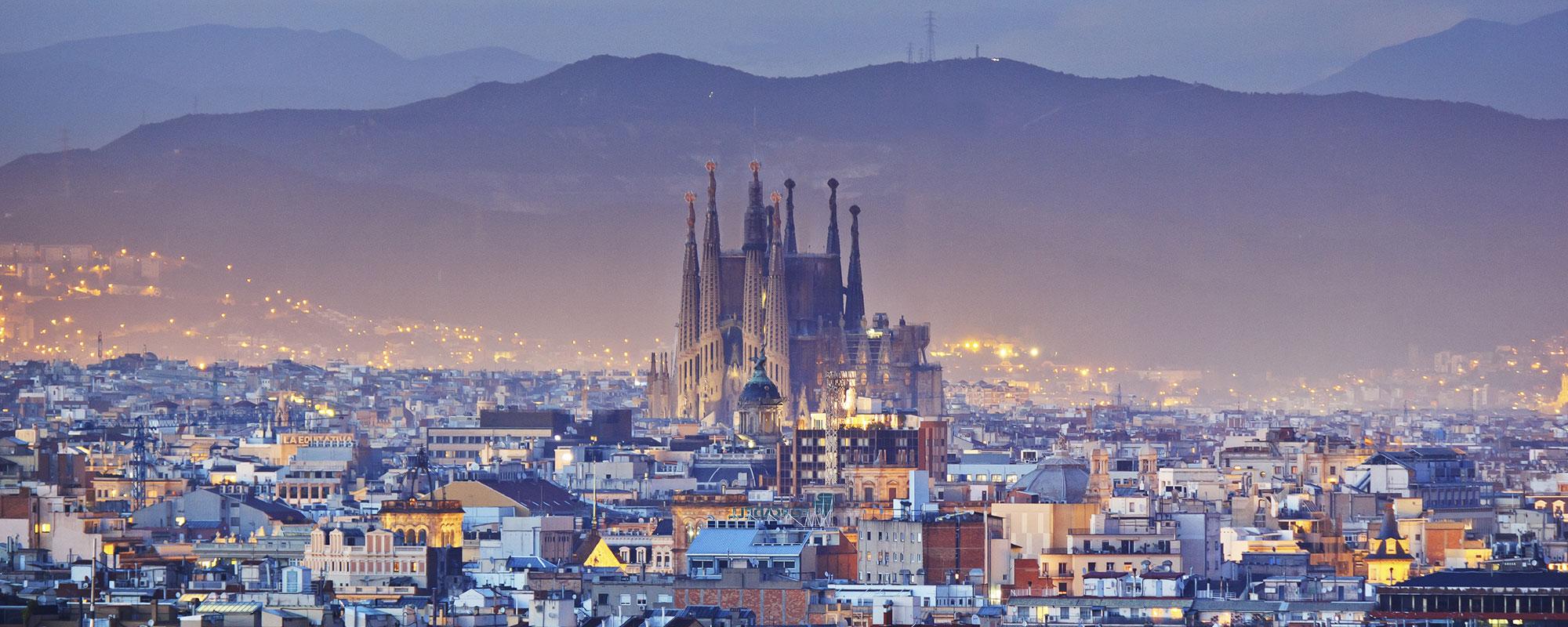 Саграда Фамилия – жемчужина Барселоны